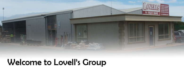 Welcome to Lovell's Group